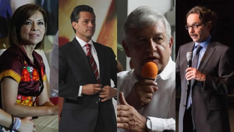4 candidatos