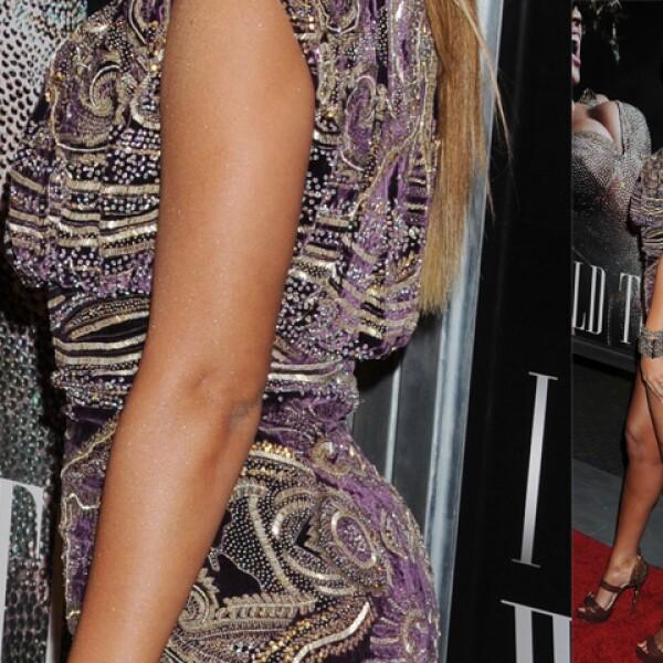 La escultural Beyoncé tiene una súper figura: 92-65-92