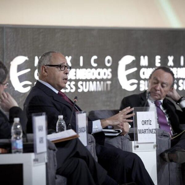 México se ha beneficiado por su relativamente limitada exposición comercial con Europa, discutieron los ponentes.