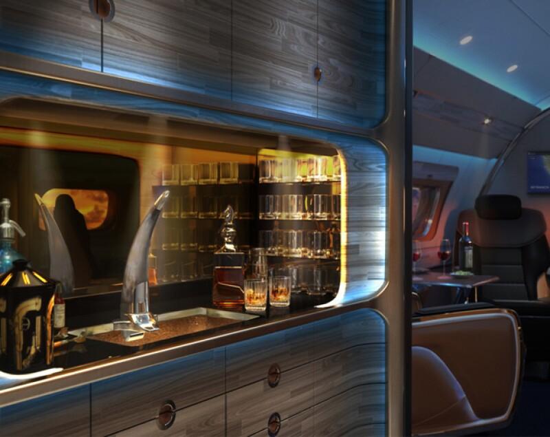 """El avión privado Skyranch es definido como """"simplicidad complicada""""."""