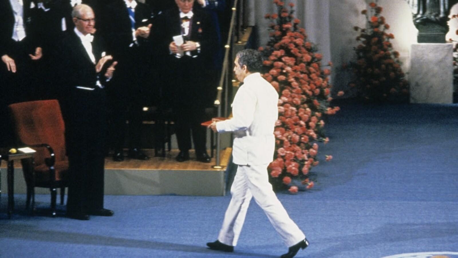 gabriel garcia marquez 1982 premio Nobel