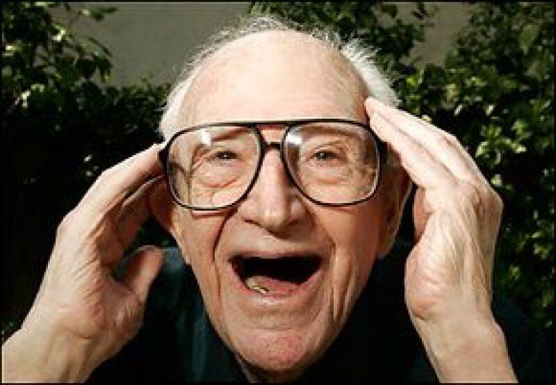 Millard Kaufman falleció el sábado de insuficiencia cardiaca.