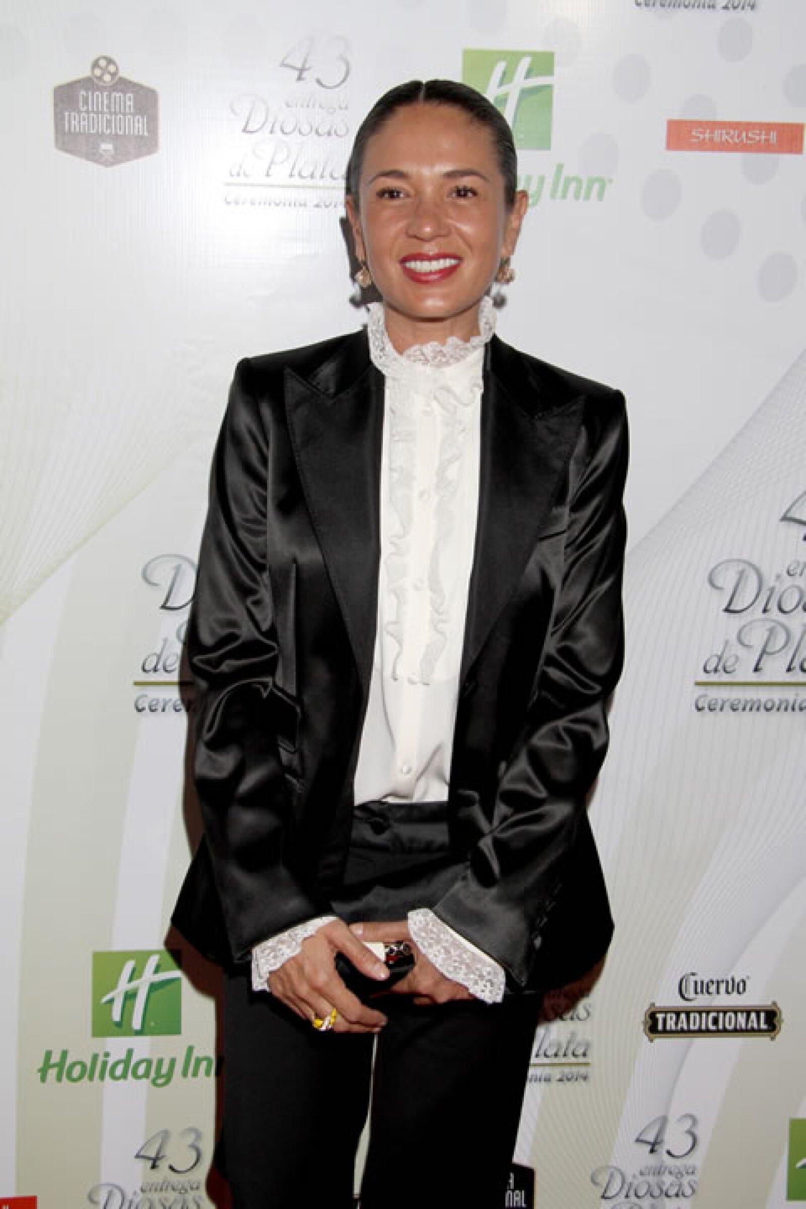 Yolanda Andrade.