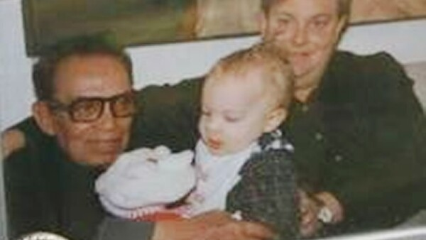 """Mario Moreno Ivanova habló en el programa """"Hoy"""" sobre su sentir por la pérdida de su hijo, Mario Moreno Bernat, con quien dijo haber tenido una buena relación."""