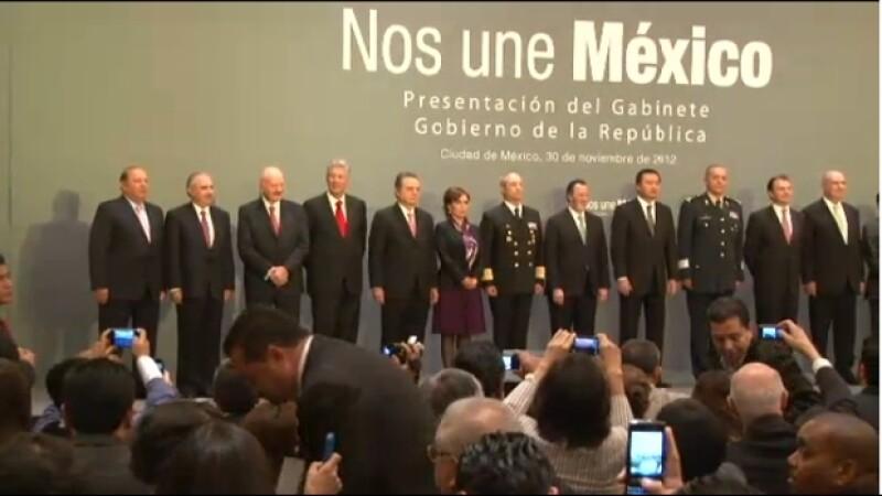 Hoy dieron a conocer a quienes manejarán el rumbo de México en los próximos años y nosotros te damos algunos datitos que debes tomar en cuenta.