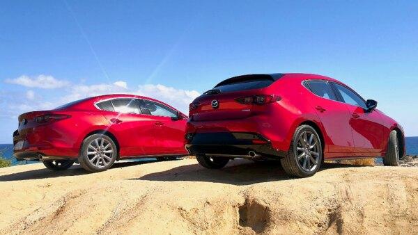Mazda3 Sedan y Hatchback