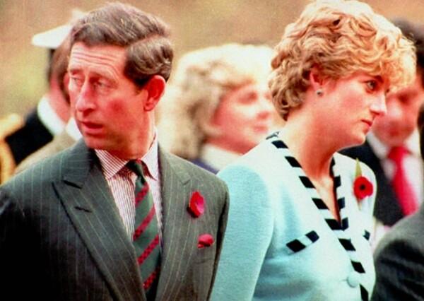Carlos y Diana tuvieron muchos problemas, la mayoría relacionados con supuestas infidelidades.