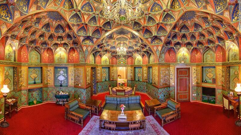 ¿El más bello de Irán?