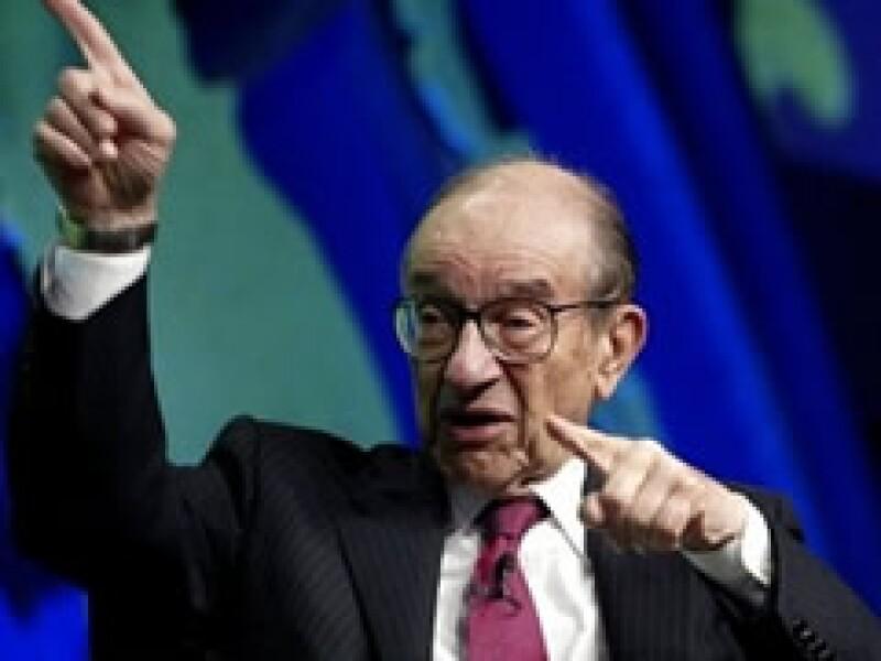 Alan Greenspan participó en la convención de la ABM que se celebra en México. (Foto: Archivo)