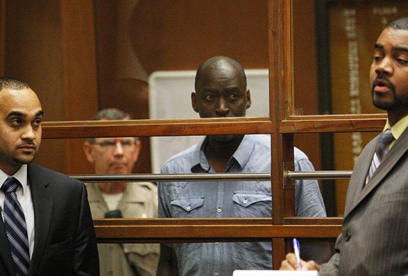 Se espera que Michael Jace sea sentenciado a 40 años en la cárcel.