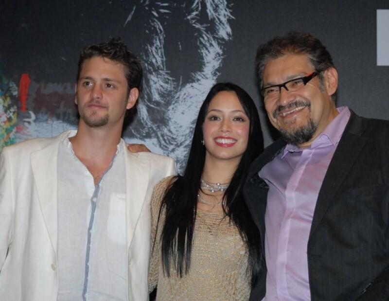 La segunda temporada del exitoso programa de televisión llega a las pantallas este domingo, con las actuaciones de Christopher Uckermann, Maya Zapata y Joaquín Cosío.