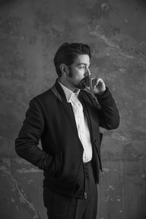 Diego Luna, actor y director.