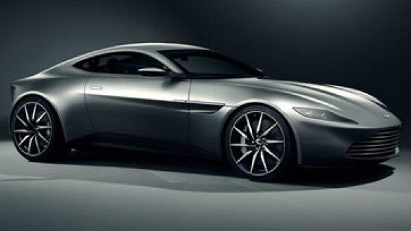 Este vehículo de lujo fue fabricado exclusivamente para la última película del agente 007. (Foto: Aston Martin )