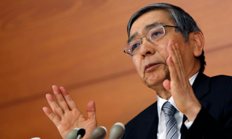 El Banco de Japón prevé que la inflación subyacente alcanzará 1.3% en el año fiscal a partir de abril. (Foto: Reuters)
