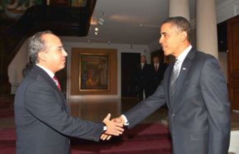 El presidente de México propuso al mandatario electo de Estados Unidos avanzar en una alianza estratégica que permita a ambos países enfrentar problemas comunes, como el tema de la seguridad.