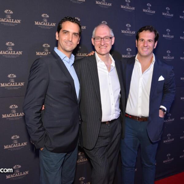 Juan Campos,Ken Grier,Julián Fernández
