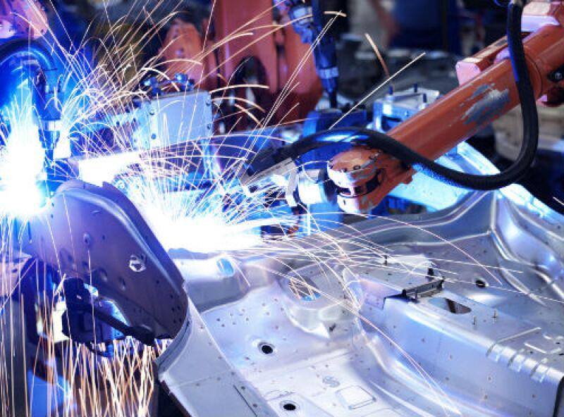 armadora de autos automatizada