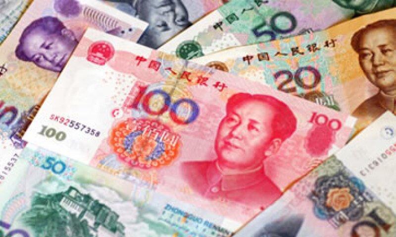El Banco Central de China inyectó 2,770 millones de dólares en el mercado de dinero. (Foto: Getty Images)
