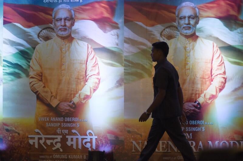 India empleo camapaña electoral