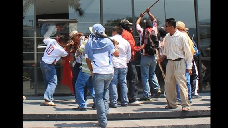 Congreso Guerrero profesores maestros