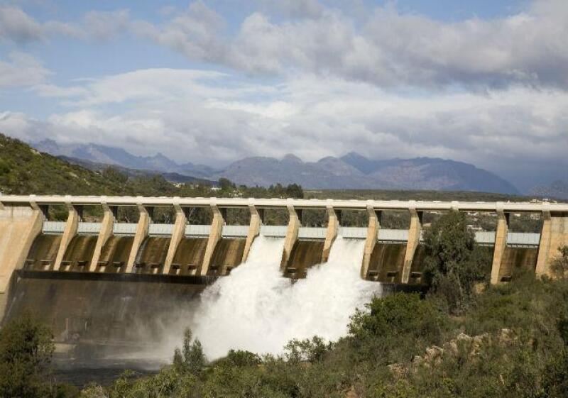 Planta hidroel�ctrica