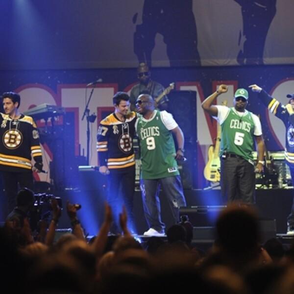 concierto boston