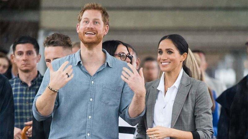Todo sobre el misterioso anillo negro del príncipe Harry