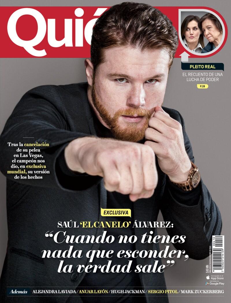 """Saúl, """"El Canelo"""", Álvarez"""