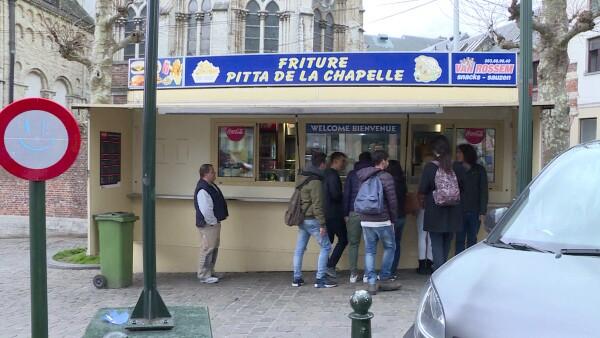 Bruselas-Papas-Fritas