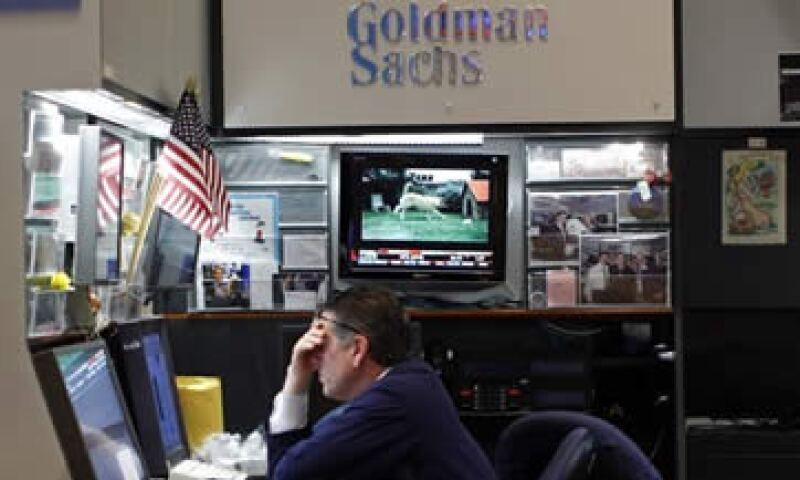 Goldman Sachs recibió el viernes una notificación de la SEC. (Archivo)
