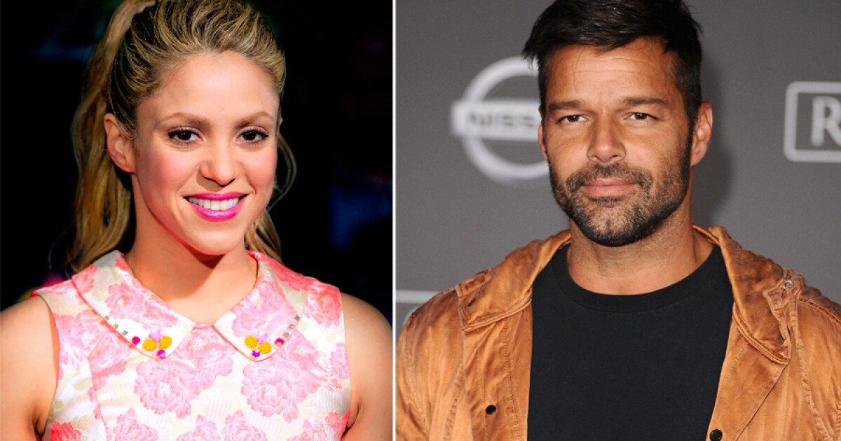 Shakira y Ricky Martin hicieron fuertes criticas a Donald Trump