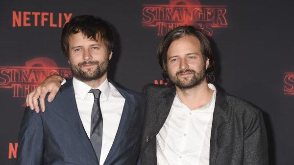 Matt and Ross Duffer