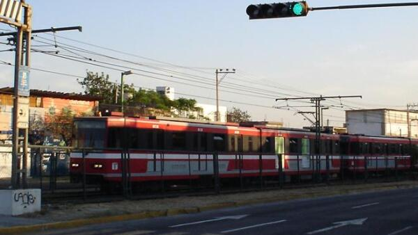 Tren ligero Guadalajara