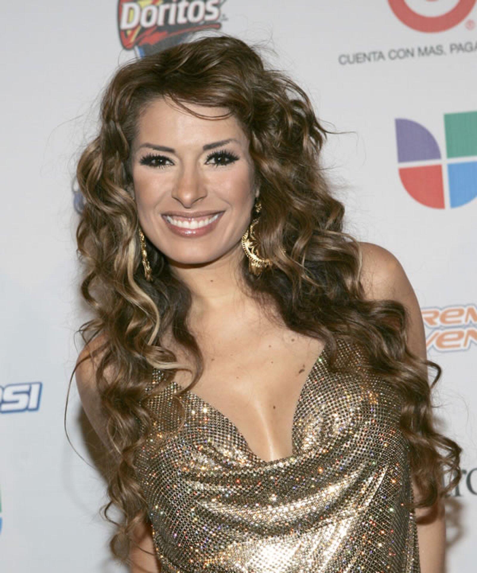 """En 1998 condujo el programa """"Fantástico amor"""", al lado de Héctor Sandarti."""