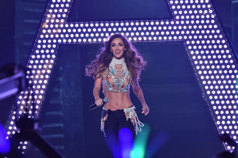 La cantante está más que lista para sorprender a sus fans con su próxima producción musical.