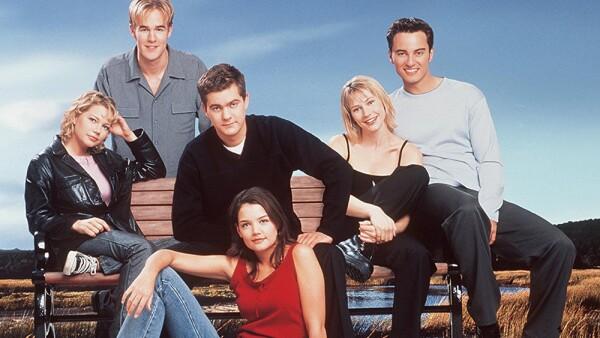El elenco de Dawson's Creek se reúne después de 20 años