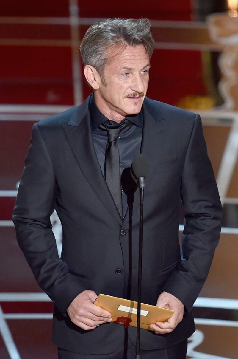 """En la 87 entrega de los Oscar el actor hizo una broma sobre la """"green card"""" que ofendió a muchos mexicanos, por lo que ahora él responde que no lo hizo con esa intención."""