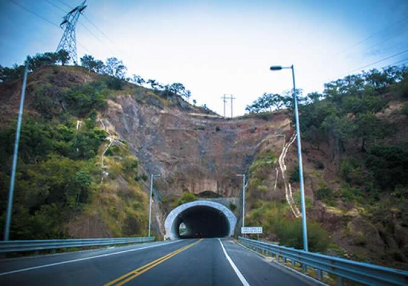 Carretera Santa Luc�a-Mazatl�n