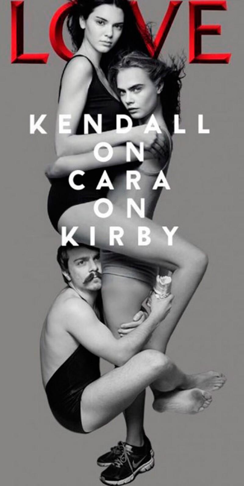 Sin duda una de las fotos más graciosas.