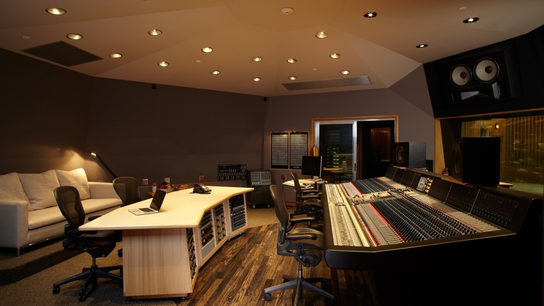 Estudios de grabación