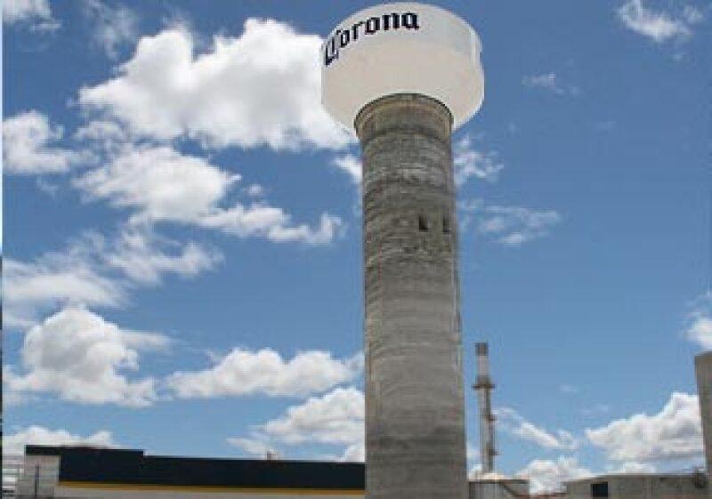 Actualmente, la planta opera a 50% de su capacidad, pero se espera que para el primer semestre de 2011 alcance su máxima capacidad, 10 millones de hectolitros de cerveza. (Foto: Cortesía Grupo Modelo)