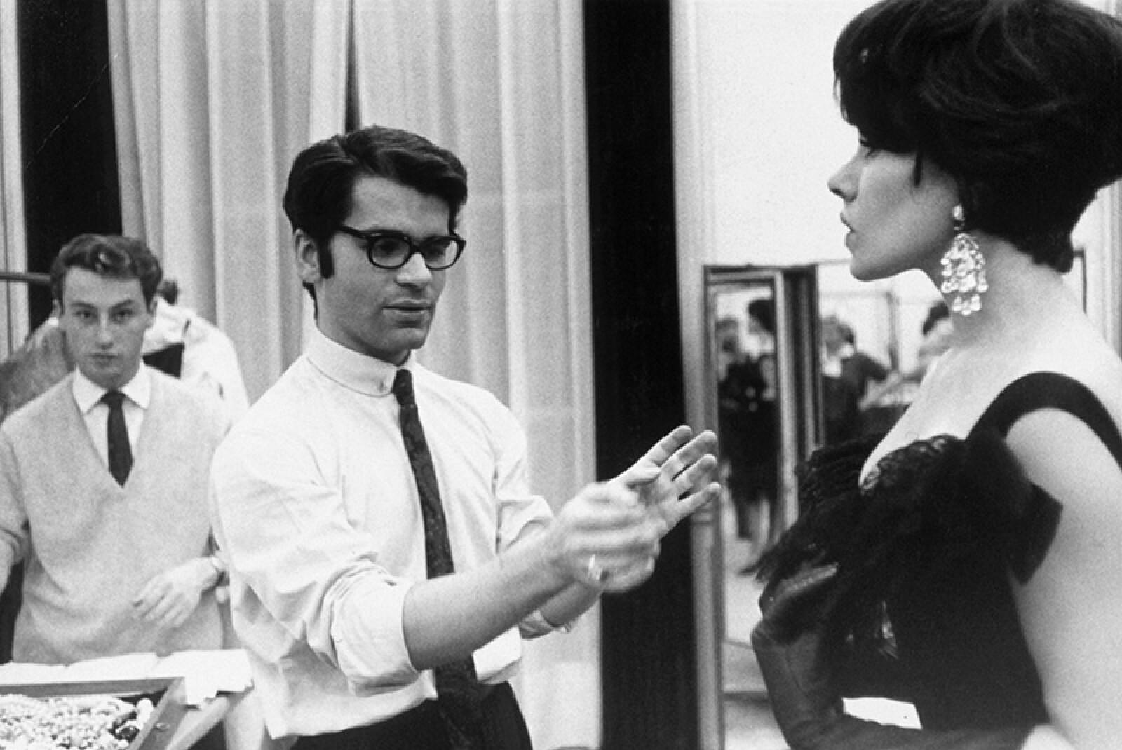 Karl Lagerfeld - 1964