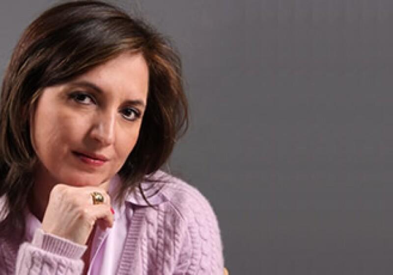 Vicepresidenta de Planeación Estratégica de Coca-Cola de México (Foto: Especial)