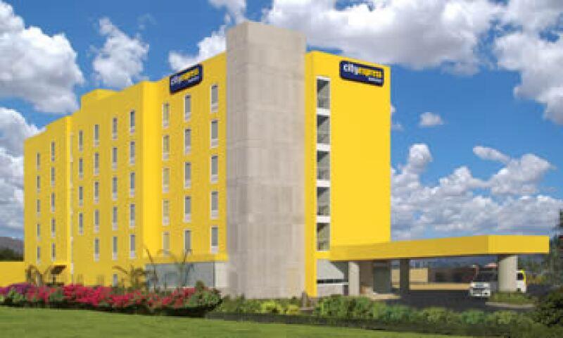 En apenas 10 años, la cadena de hoteles ha puesto en operación 64 hoteles, lo que equivale a inaugurar uno cada 8 semanas. (Foto: Cortesía City Express)