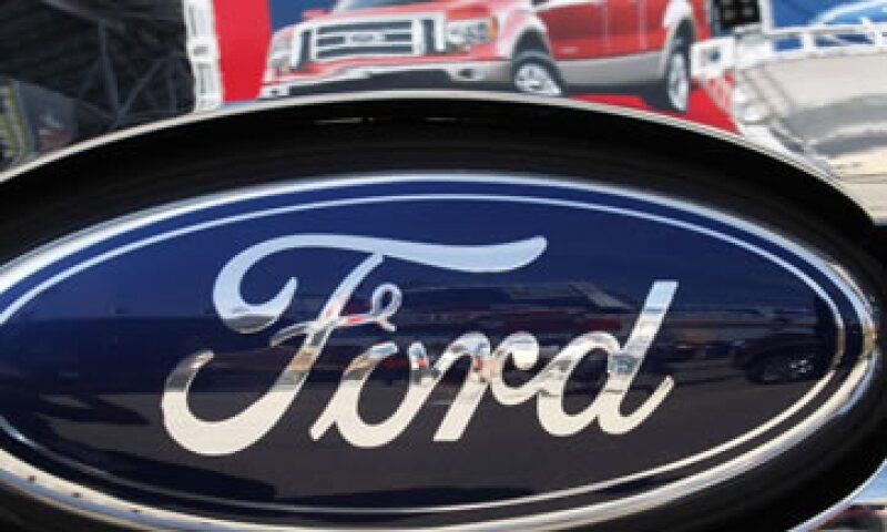 En los primeros siete meses, Ford vendió 306,830 vehículos en China, un incremento de un 13% con respecto al año anterior. (Foto: )