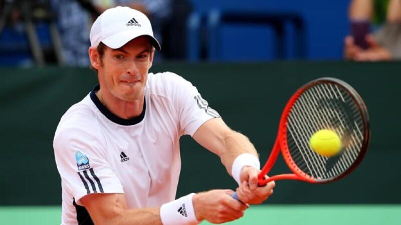 Andy Murray en Copa Davis