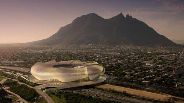 Estadio Monterrey Tigres