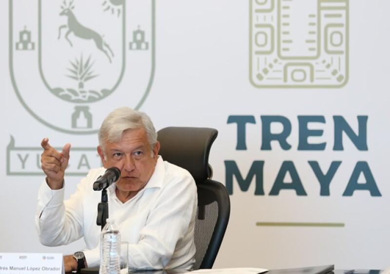 Académicos e indígenas se inconforman con el Tren Maya