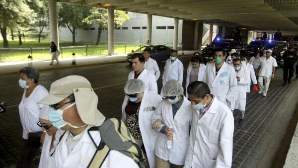 Médicos en Nuevo León