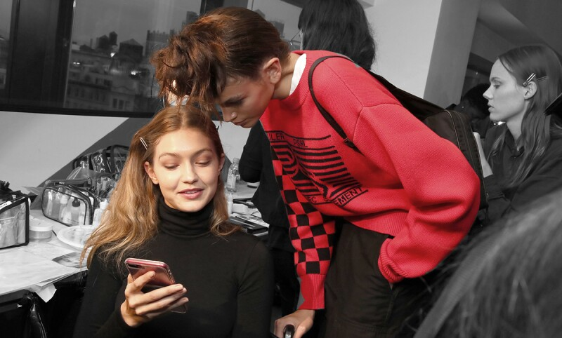 Anna Sui - Backstage - September 2018 - New York Fashion Week: The Shows